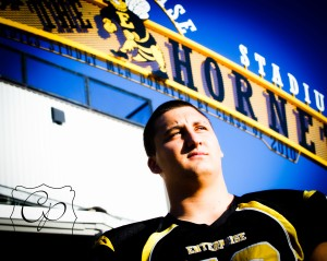 Enterprise High School Senior Portrait
